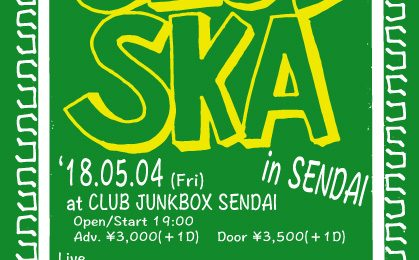 CLUB SKA in SENDAI
